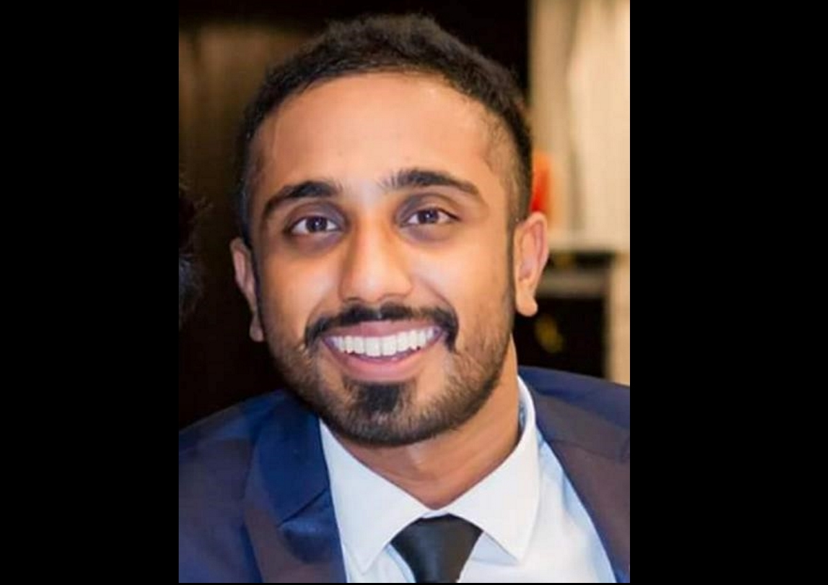 Congratulations to Dr Sanjay Joseph, National Junior Doctor of the Year