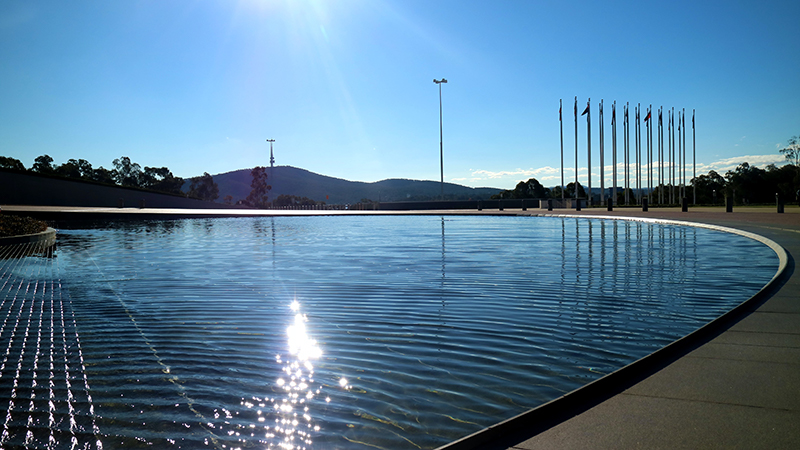 Canberra 2018