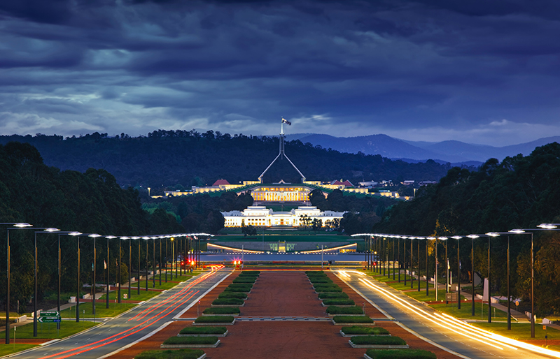 Canberra 2017